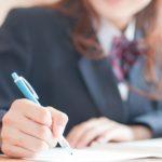 学習塾で定期テスト対策